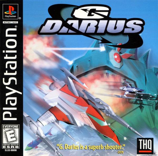 download G Darius PS1 baixar grátis